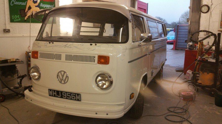 Volkswagen Campervan Arlo